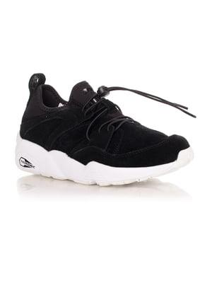 Кросівки чорні | 4347544