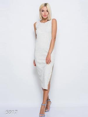 Платье молочное | 4352399