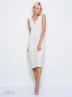 Платье молочное | 4352402