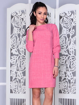 Платье розовое | 4352773