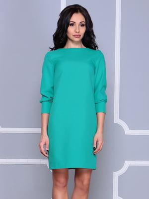 Платье зеленое | 4352775