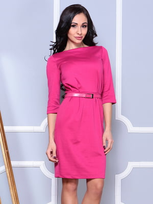 Платье цвета фуксии | 4352944