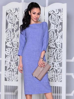 Платье сиреневое | 4353581