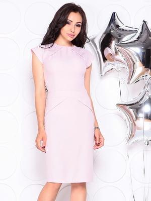 Платье бежевое | 4353930