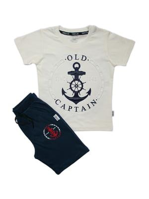 Комплект: футболка і шорти | 4336487