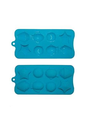Форма для льоду / цукерок «Морські мешканці» (22х10х1,5 см) | 4356714