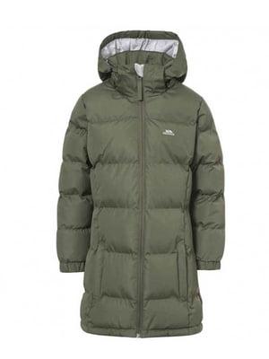 Куртка цвета хаки | 3785108