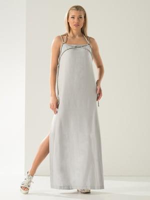 Сукня сіра | 4341778