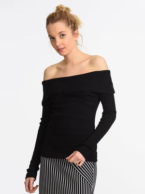 Блуза черная | 4364758