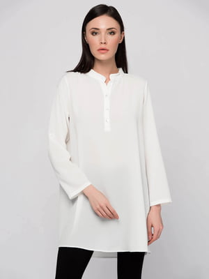 Блуза цвета экрю | 4364791
