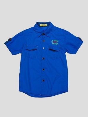 Рубашка синяя | 4349919