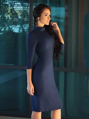 Сукня темно-синя   4355240