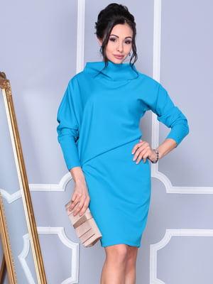 Сукня блакитна | 4364648