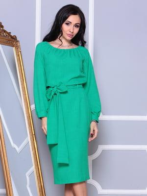 Сукня зелена   4364655