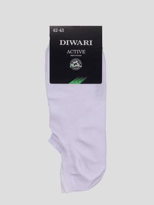Шкарпетки білі | 4366587