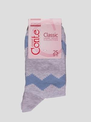 Шкарпетки сірі | 2621241