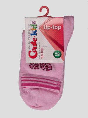 Шкарпетки рожеві | 3750258