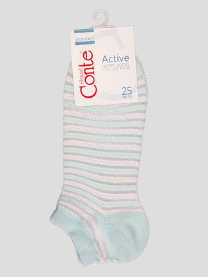 Шкарпетки в смужку | 4366521