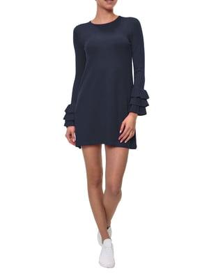 Платье темно-синее | 4368003