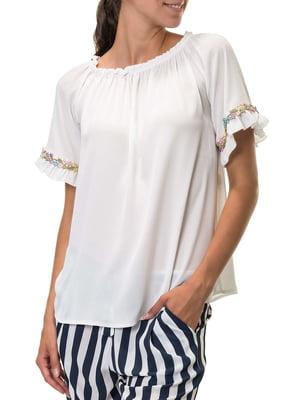 Блуза біла | 4368158