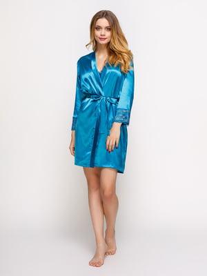 Комплект: халат і нічна сорочка | 4366229