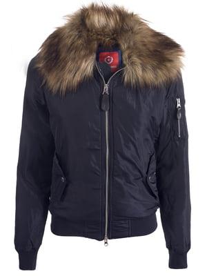 Куртка темно-синя   3797407