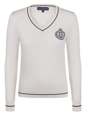 Пуловер цвета экрю | 3797441