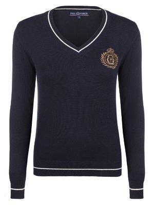Пуловер темно-синій   3797436
