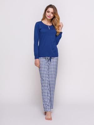 Піжама: джемпер і штани | 4358942