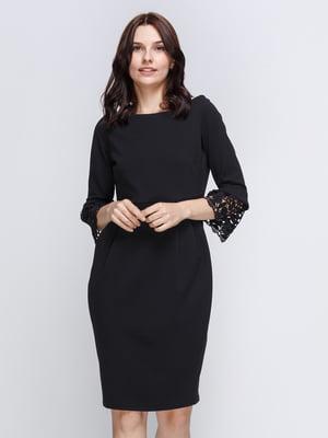 Платье черное | 4348060