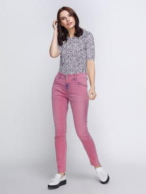 Джинси рожеві   4342781