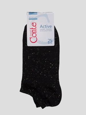 Шкарпетки чорні | 4366501