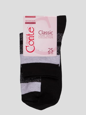 Шкарпетки чорні | 4366475