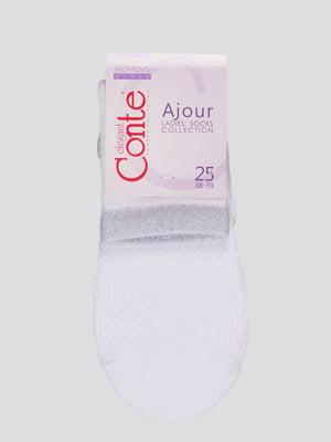 Шкарпетки білі   4366458