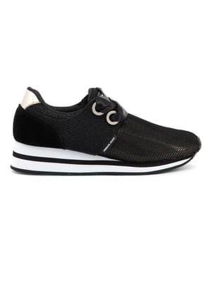 Кроссовки черные | 4369507