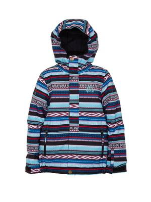 Куртка в орнамент | 4030664