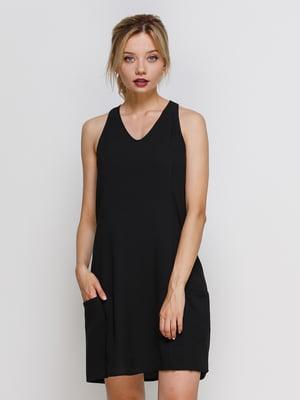 Платье черное | 4347954