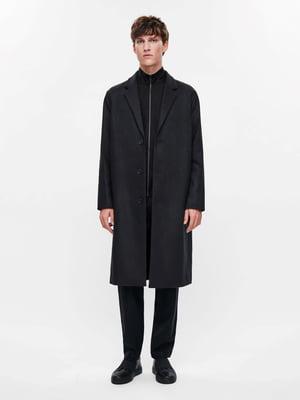 Пальто чорне | 4371697