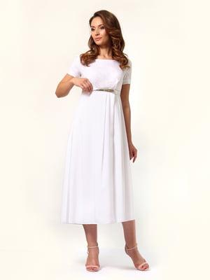 Платье белое | 4372054