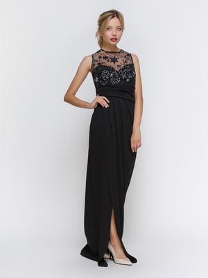 Платье черное | 4348062