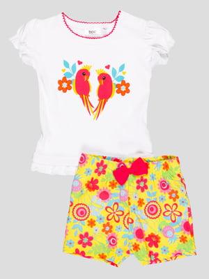 Комплект: футболка і шорти | 4359033