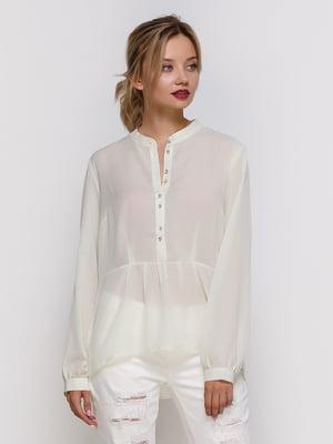 Блуза кремового кольору   4349560