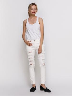 Штани білі | 4349628