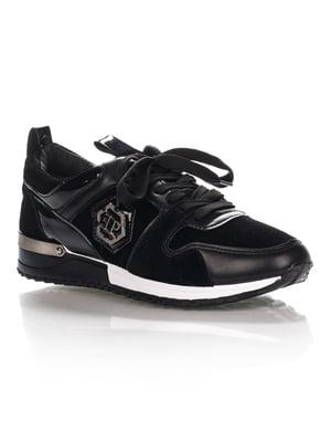 Кроссовки черные | 4241952