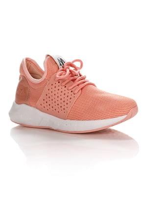 Кросівки персикового кольору   4371988