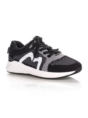 Кросівки чорно-білі | 4371997