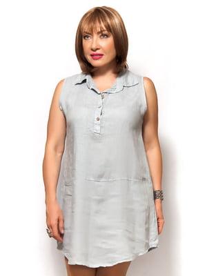 Платье серое | 4374515