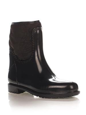 Сапоги черные   3555780
