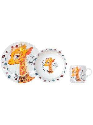 Набор детской посуды (3 шт.) | 4374280