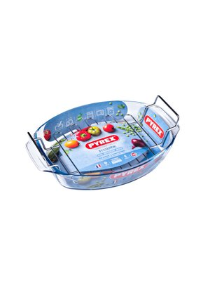 Форма для запекания с решеткой (39х27х9 см)   4374288